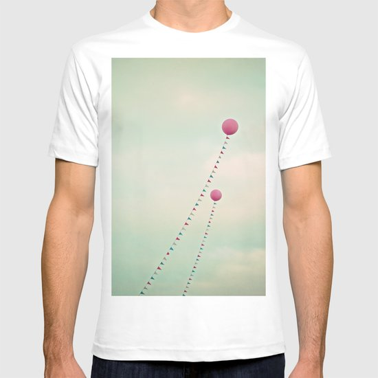 Whimsical Balloons T-shirt