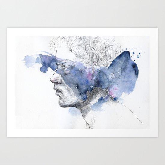water show II Art Print