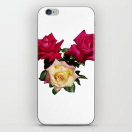 Rose Bouquet iPhone Skin
