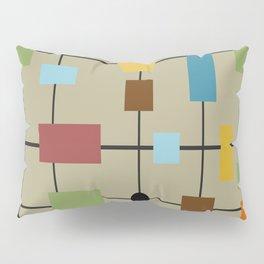 Modern Art Abstract 29/2 Pillow Sham