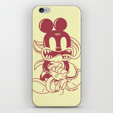 Junkie Mouse iPhone & iPod Skin