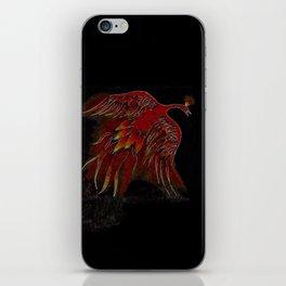 Creature of Fire (The Firebird) iPhone Skin
