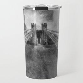 Conwy Suspension Bridge Travel Mug
