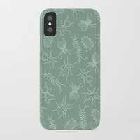 bugs iPhone & iPod Cases featuring Bugs by emilia