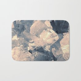 Crystal Blue Bath Mat