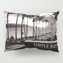 Turtle Bay Resort Hawaii Pillow Sham