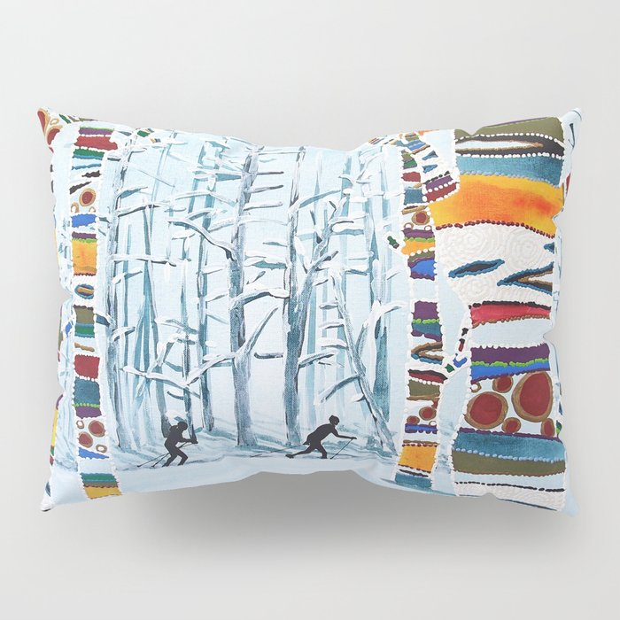 Nordic Love Pillow Sham