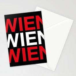 WIEN Stationery Cards