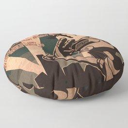 Propaganda Series 2 Floor Pillow