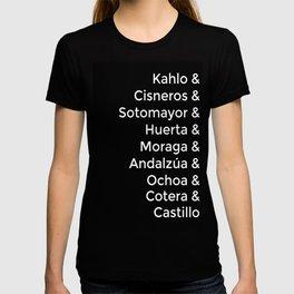 Latina Women T-shirt