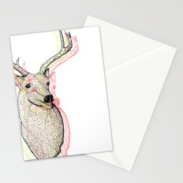 Deer Plague Stationery Cards