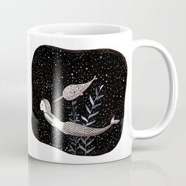 Mermaid love Coffee Mug