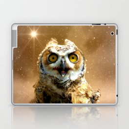 King of space Laptop & iPad Skin