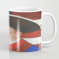 revolution Mugs featuring Revolution by Trehan's Treasures