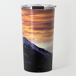 Sky Fire Travel Mug