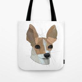 Chihuahua Pup Tote Bag