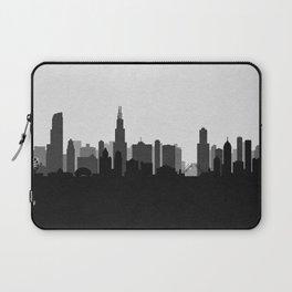 City Skylines: Chicago (Alternative) Laptop Sleeve
