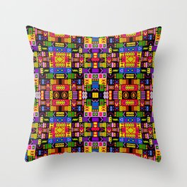 PATTERN-419 Throw Pillow