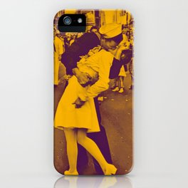 FIN DE LA GUERRA iPhone Case