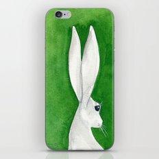 tenzin rabbit iPhone & iPod Skin