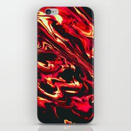 The Devil iPhone Skin