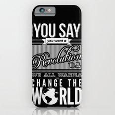 Revolution.  iPhone 6s Slim Case