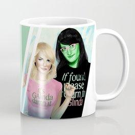 Gelphie modern AU Coffee Mug