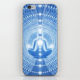 Expressing Divine Energy iPhone Skin