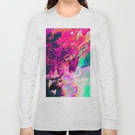 Eudokía (Abstract 42) Long Sleeve T-shirt