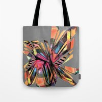 vodka Tote Bags featuring vodka by Urban Artist