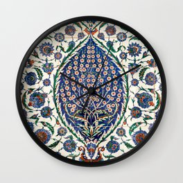 The Turbes of Hagia Sophia, Istanbul, Turkey Wall Clock