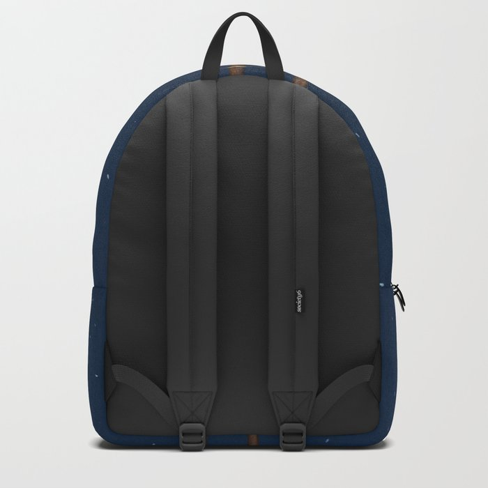 Stairway to the clouds Backpack