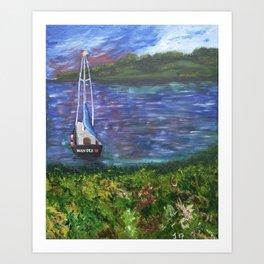 Wander @ Ballyvaughan-Lisnanard, Ireland (#3) Art Print