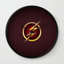 Flash - Superhero Wall Clock
