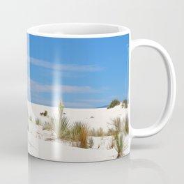 Soap Yucca At White Sand Coffee Mug
