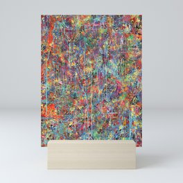 Acid Rain Mini Art Print