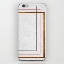 Square iPhone Skin