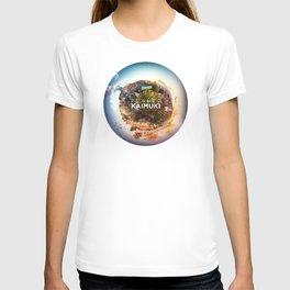 Planet Kaimuki T-shirt