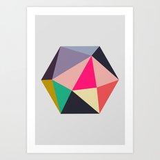 Hex series 1.4 Art Print