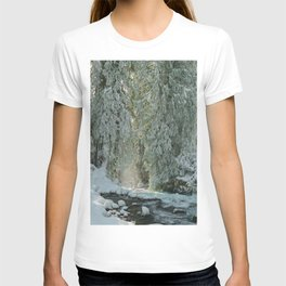 Wanderlust Wonder  - Nature Photography T-shirt