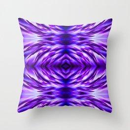 Cyber Monday | Purple Blue Night Throw Pillow