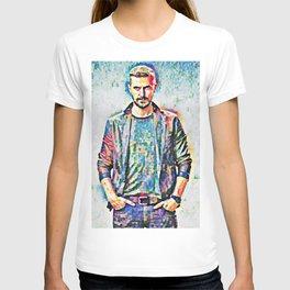 Richard Armitage 6. T-shirt