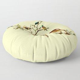 Deer Floor Pillow