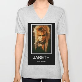 The Goblin King Unisex V-Neck