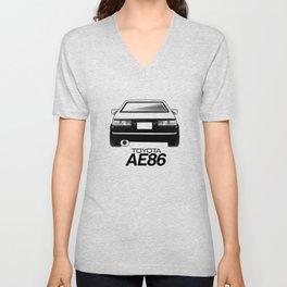 AE86 Unisex V-Neck