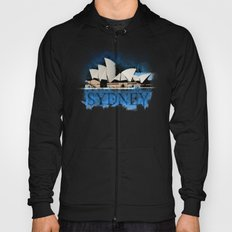 Sydney Opera Watercolor Hoody