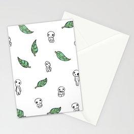 Kodama Pattern Stationery Cards