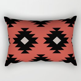 Southwestern Pattern 551 Rectangular Pillow