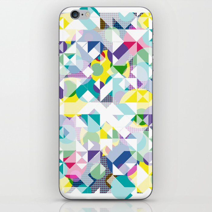 Aztec Spot  iPhone Skin