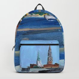 Pearl of the Baltics Backpack